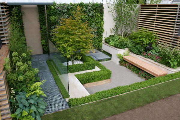 تنسيق حدائق حي النعيم