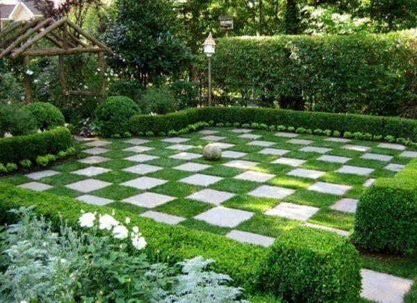 تنسيق حدائق النزهة